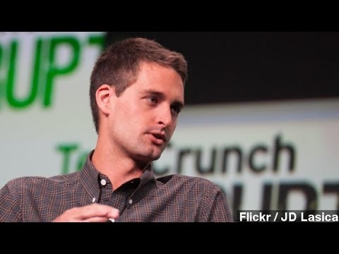 Snapchat CEO Called Insecure, Sleazy After Emails Leak