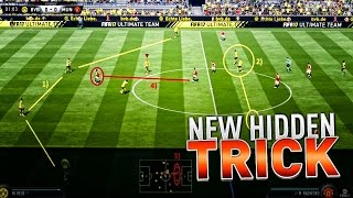 FIFA 17 NEW IMPOSSIBLE TO DEFEND ATTACKING TRICK - SECRET GAME CHANGING TECHNIQUE - TUTORIAL !!!