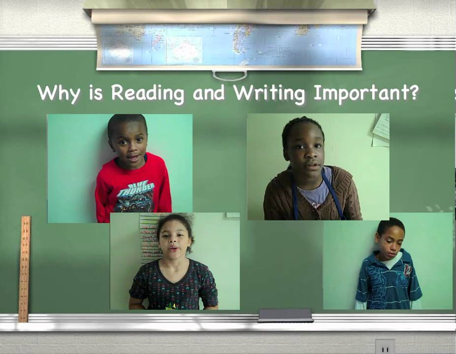 Why reading is important essay