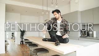 MEIN NEUES APARTMENT...PENTHOUSE TOUR! | Sami Slimani