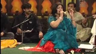 Aina Kyoon Na Doon - Saira Naseem sings Kalaam-E-Ghalib.flv