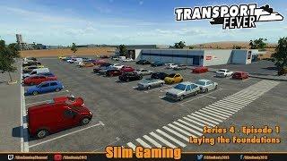 Transport Fever - Series 4 Episode 1 (Live Stream VOD)