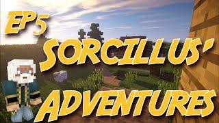 """Sorcillus Adventures Ep.5 l """"Comme il est beau et grand !"""" Minecraft Millénaire FR HD"""