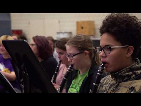 BGSU graduate students lend their musical talents to area youth