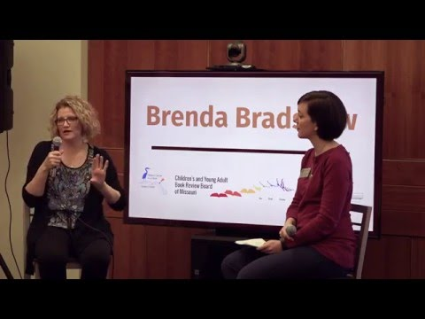 Calling All Authors: Brenda Bradshaw talk, April 12, 2016