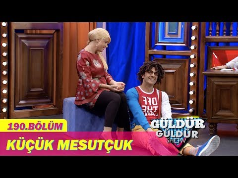 Güldür Güldür Show 190.Bölüm - Küçük Mesutcuk