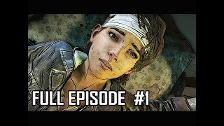 Walking Dead The Final Season Walkthrough - Full Episode 1 Done Running