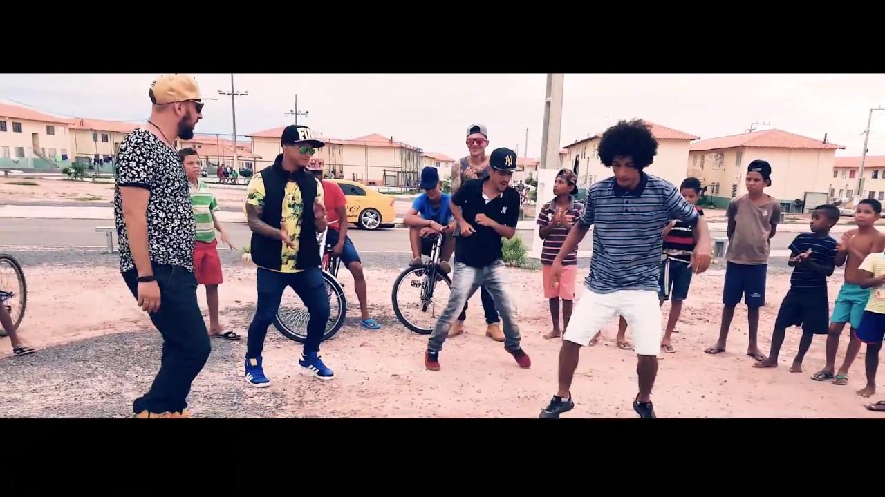 Malukinho Por Jesus - Renzo Vernay - ft. Dj Pezão (Clipe Oficial) Funk Gospel