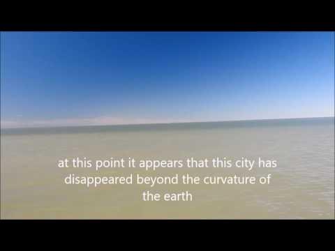 Toronto skyline  30 miles away - the earth is flat! thumbnail
