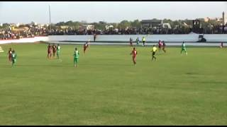 Ismaila Simpara 15 défenseur de la GF(génération foot au Sénégal)V2