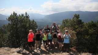 UW students hike Little Si - Husky Adventures