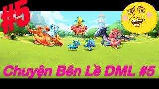Dragon mania legends Boss / Chuyện Bên Lề 5 Bức xúc với nhà phát hành game