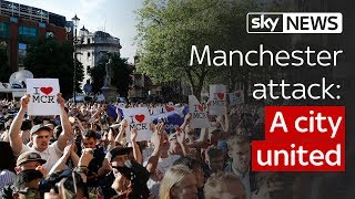Manchester Attack: A city united