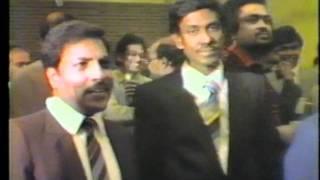 Jaffna Central London First OBA gathering 1986 with Principal Sabalingam 7 of 10