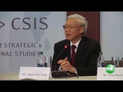 TBT Nguyễn Phú Trọng:  VN coi trọng Nhân quyền
