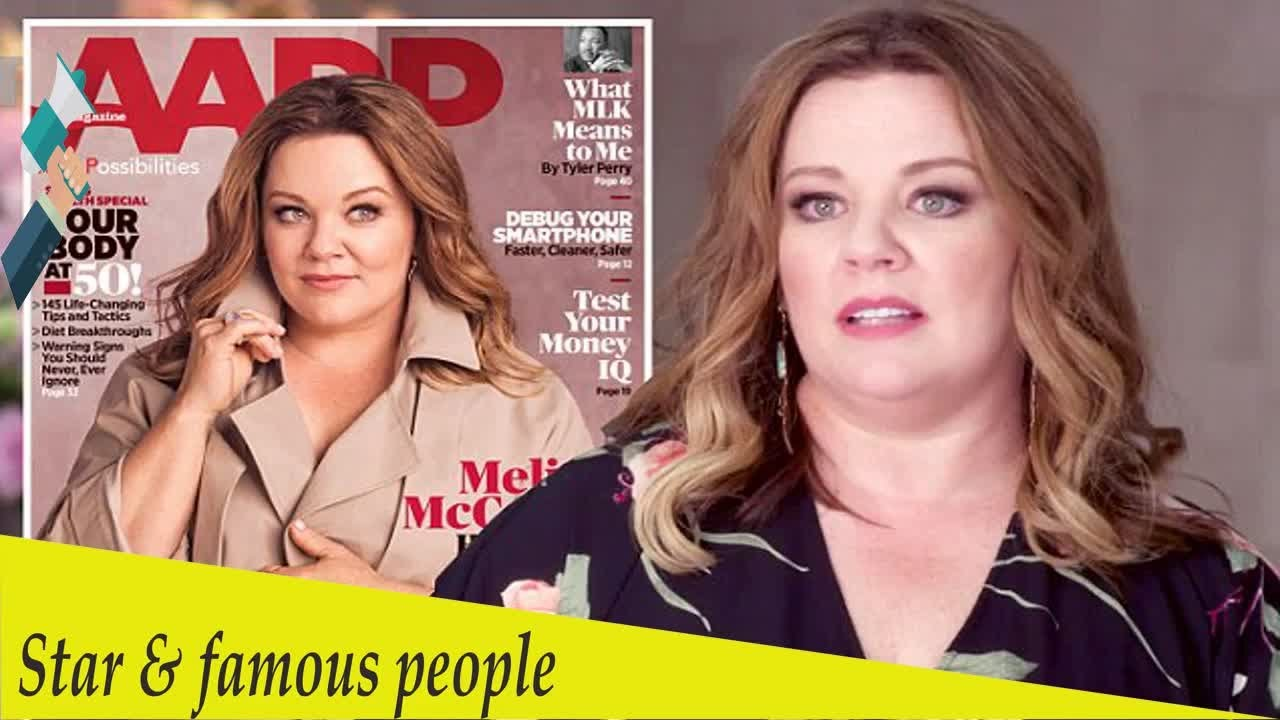 Melissa McCarthy reveals she dropped out ofcollege - YouTube