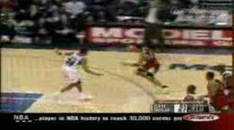 Best block ever by Michael Jordan