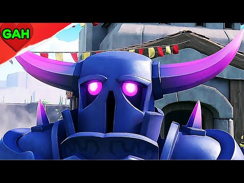 Clash Of Clans New Animation Movie (2018) FAN EDIT Clash Royale The Movie