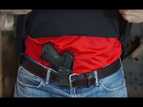 Appendix carry or hip carry your concealed carry pistol?