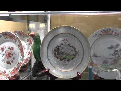 Booth 63 Dubey's Art and Antiques