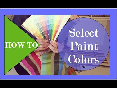 how-to-select-paint-colors-interior-design