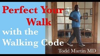Learn to Walk with The Walking Code Online Course
