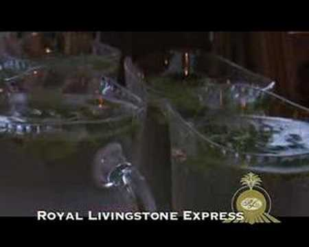 The Express Train | The Royal Livingstone Zambia