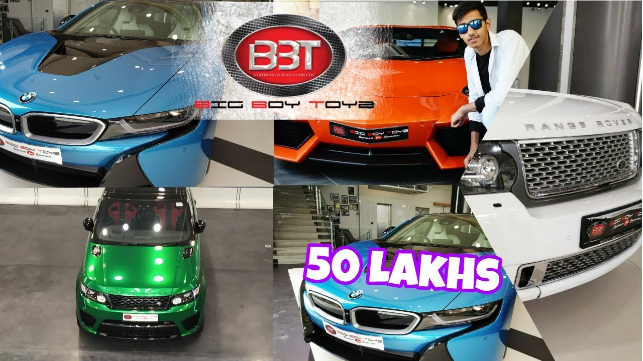 Boy Toyz India S Gest Super Car Showroom In Gurgaon Bbt