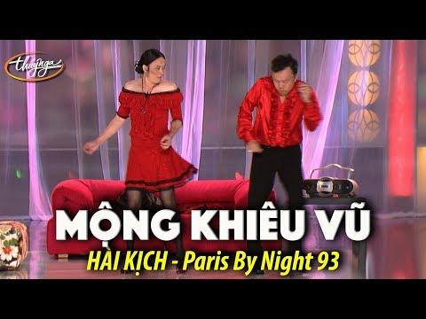 """Hài Kịch """"Mộng Khiêu Vũ""""   PBN 93   Hoài Linh & Chí Tài"""