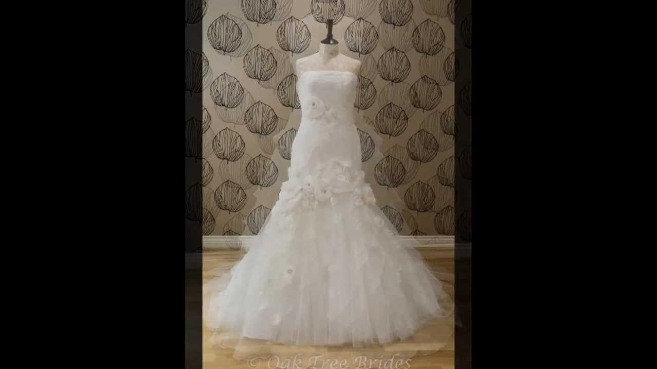 Oak Tree Brides. Bridal Shop in Reading, Berkshire. - YouTube