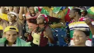Official video FIFA World Cup 2010 anthem K