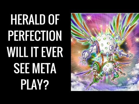 Herald of Perfection do they have meta Potential?