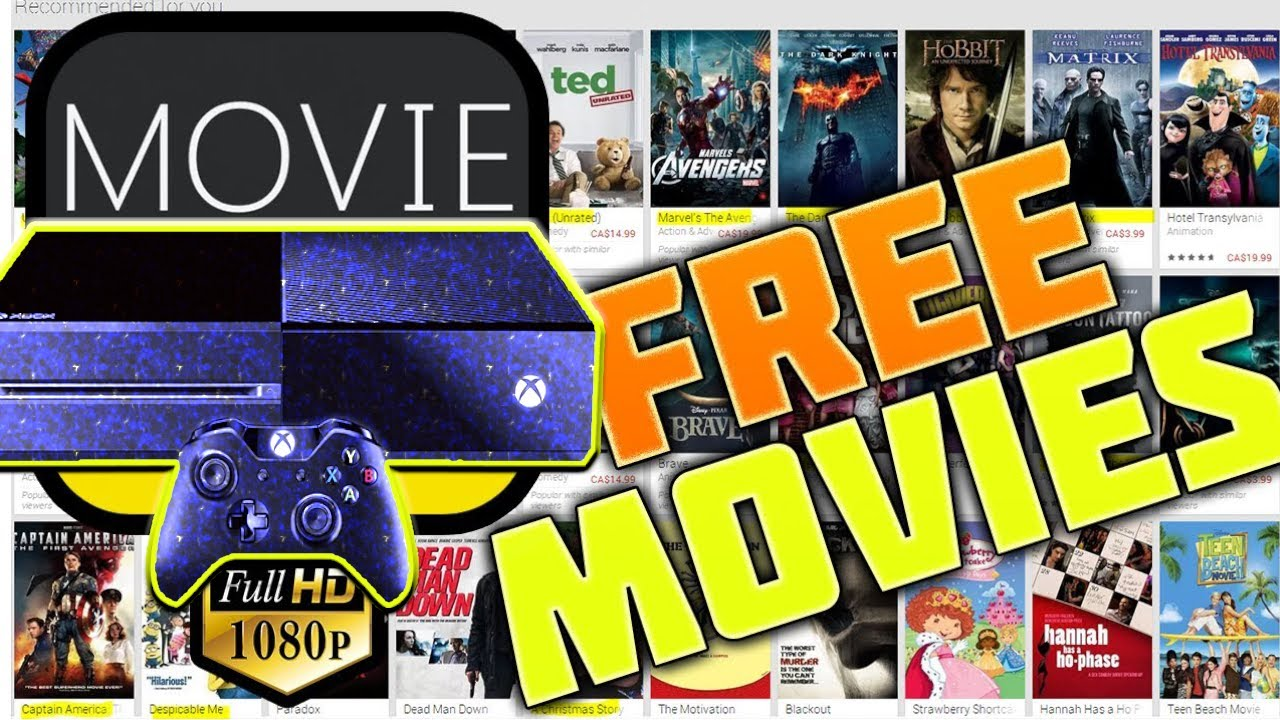 How To Stream And Watch Free Movies, Shows On Xbox One -5972