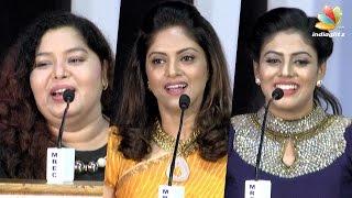 Movie with no male actors : Thiraikku Varadha Kadhai - Actress Nadhiya, Iniya, Aarti