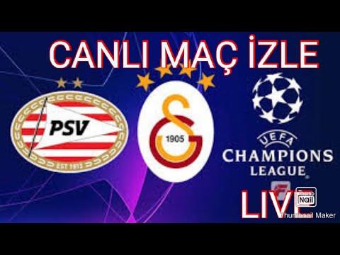 GS 1-2 PSV EİNDHOVEN RÖVANŞ MAÇI ÖZETİ 28.8.2021