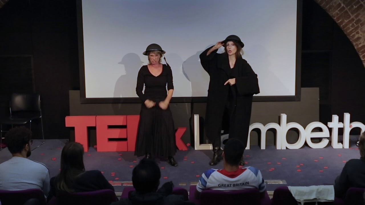 WOW – Women on War | Gerrie Skeens & Julia Munrow | TEDxLambeth