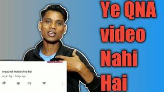 Ye QNA Video Nahi Hai. | Snapdeal chor hai?