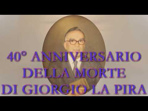 40° anniversario della morte di Giorgio La Pira (1977-2017). Santa Messa nella chiesa di San Marco