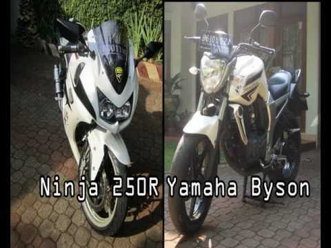 Top modifikasi byson ninja
