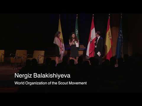 In the Spirit of Dialogue: Nergiz Balakishiyeva