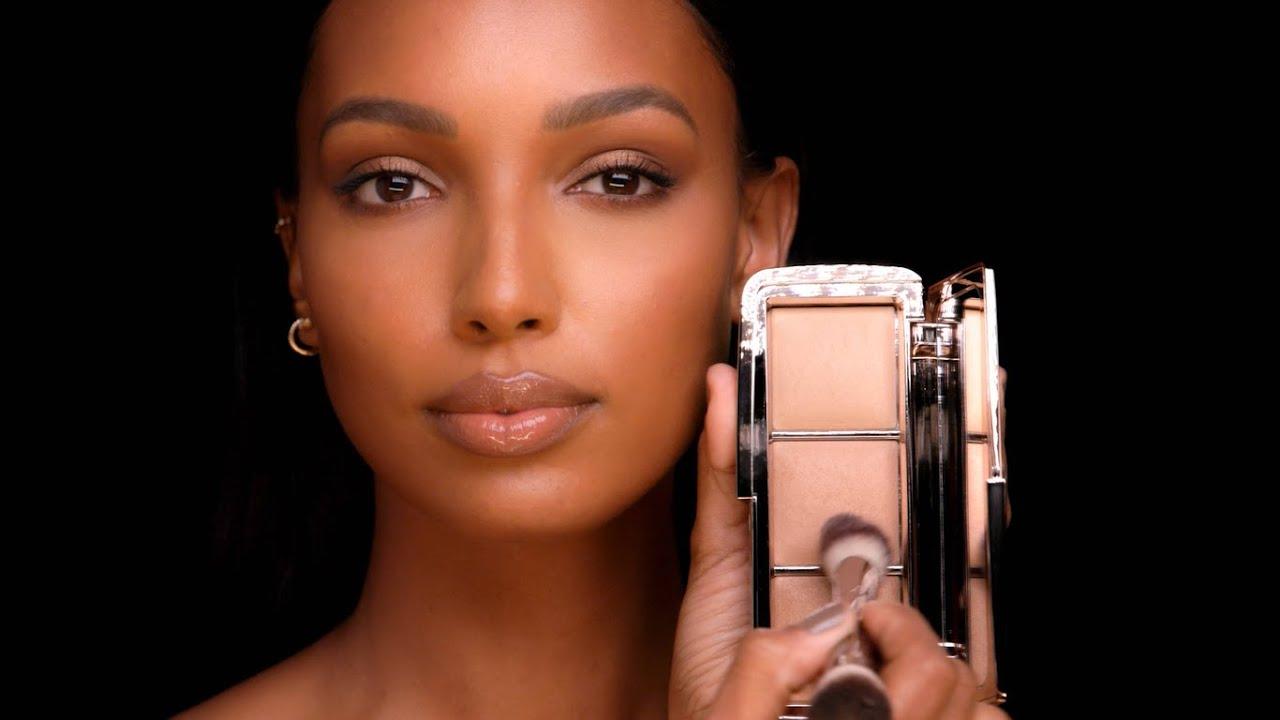 ambient lighting palette volume ii hourglass cosmetics