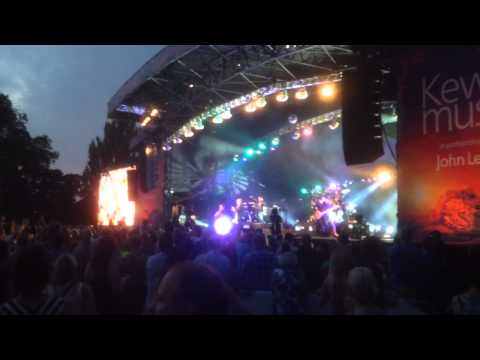 Simple Minds @ Kew Gardens 19 July 2014 Don't You