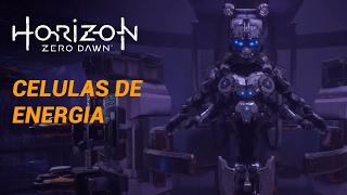 HORIZON ZERO DAWN   ARSENAL ANTIGUO - LOCALIZACION DE LAS CELULAS DE ENERGÍA