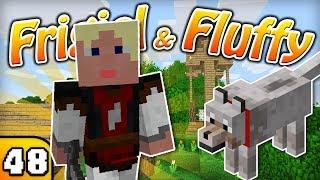 FRIGIEL & FLUFFY : LA TOUR DE GARDE | Minecraft - S4 Ep.48 thumbnail