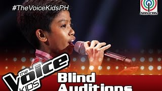 "The Voice Kids Philippines 2016 Blind Auditions: ""Bukas Na Lang Kita Mamahalin"" by Alvin"