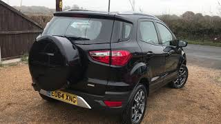 2014 FORD ECOSPORT 1.0 TITANIUM X-PACK FOR SALE | CAR REVIEW VLOG