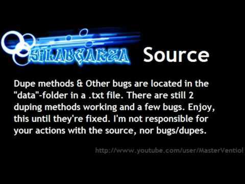 Thumbnail: SilabGarza Source [Dupes & Bugs inside]