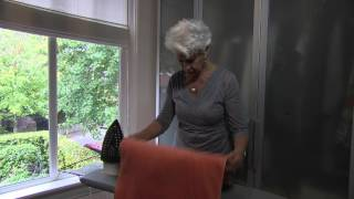 Alzheimer's Aware- Ironing