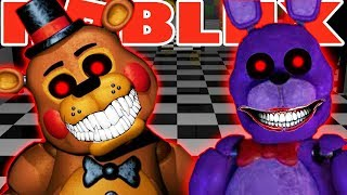 ROBLOX | *Animatronics* The Secret Button