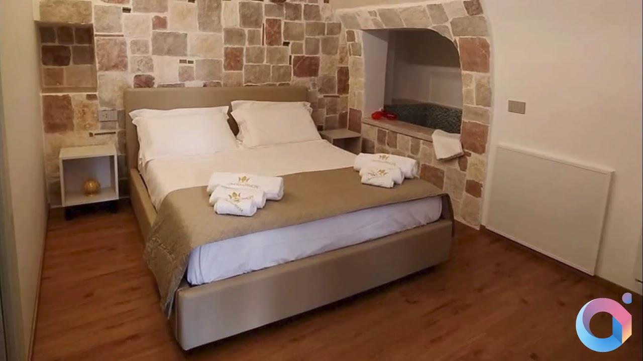 Camera Matrimoniale A Grottaglie.La Dimora Del Principe A Grottaglie Bed Breakfast Italyra